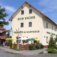 """HOTEL UND GASTHAUS """"Zur Eiche"""""""